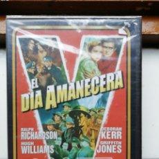 Cine: EL DÍA AMANECER A, DVD, NUEVO Y PRECINTADO. Lote 289337328