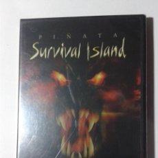 Cine: SURVIVAL ISLAND - PIÑATA - DVD NUEVO PRECINTADO. Lote 289337663