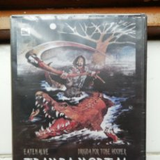 Cine: TRAMPA MORTAL, DVD, NUEVO Y PRECINTADO. Lote 289337708