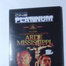 Cine: ARDE MISSISSIPPI - DE ALAN PARKER - DVD NUEVO PRECINTADO SLIM. Lote 289338153