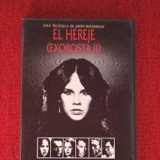 Cine: DVD EL EXORCISTA II - EL HEREJE. Lote 289404523