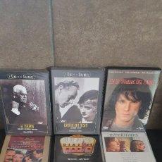 Cine: LOTE 28 PELICULAS DVD VARIOS TÍTULOS INTERESANTES EN MUY BUEN ESTADO.. Lote 289426258