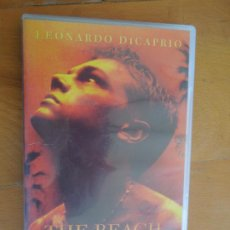 Cine: THE BEACH - LEONARDO DI CAPRIO DVD. Lote 289500873
