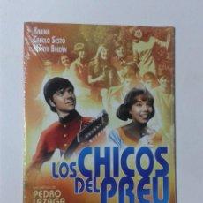 Cine: LOS CHICOS DEL PREU - CAMILO SESTO - DVD FUNDA CARTON NUEVO PRECINTADO. Lote 289509443