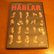 Cine: HABLA - UNA PELICULA DE JOAQUIN ORISTRELL. Lote 289516943