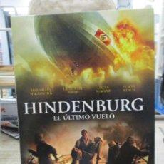 Cine: HINDENBURG - EL ULTIMO VUELO - MAXIMILIAN SIMONISCHER - DVD. Lote 289562848