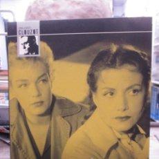 Cine: LAS DIABOLICAS - HENRI GEORGES CLOUZOT - SIMONE SIGNORET - FILMOTECA FNAC - - DVD. Lote 289568158