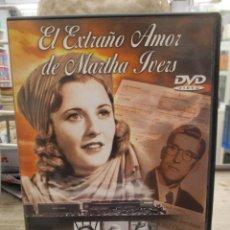 Cine: EL EXTRAÑO AMOR DE MARTHA IVERS - BARBARA STANWYCK - KIRK DOUGLAS - DVD. Lote 289569988