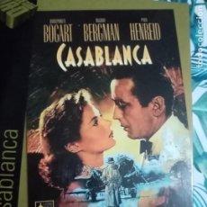 Cine: CASABLANCA -DVD. Lote 289632428