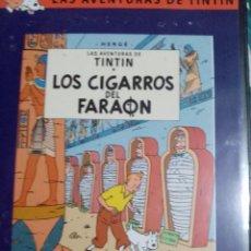 Cine: LOS CIGARROS DEL FARAON -DVD. Lote 289632578