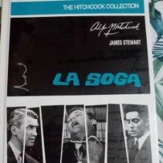 Cine: LA SOGA -DVD. Lote 289632778