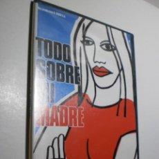 Cine: DVD TODO SOBRE MI MADRE. CECLILIA ROTH, DE PEDRO ALMODÓVAR. 97 MIN CAJA FINA (SEMINUEVA). Lote 289724443