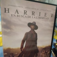 Cine: DVD HARRIET. Lote 289760473