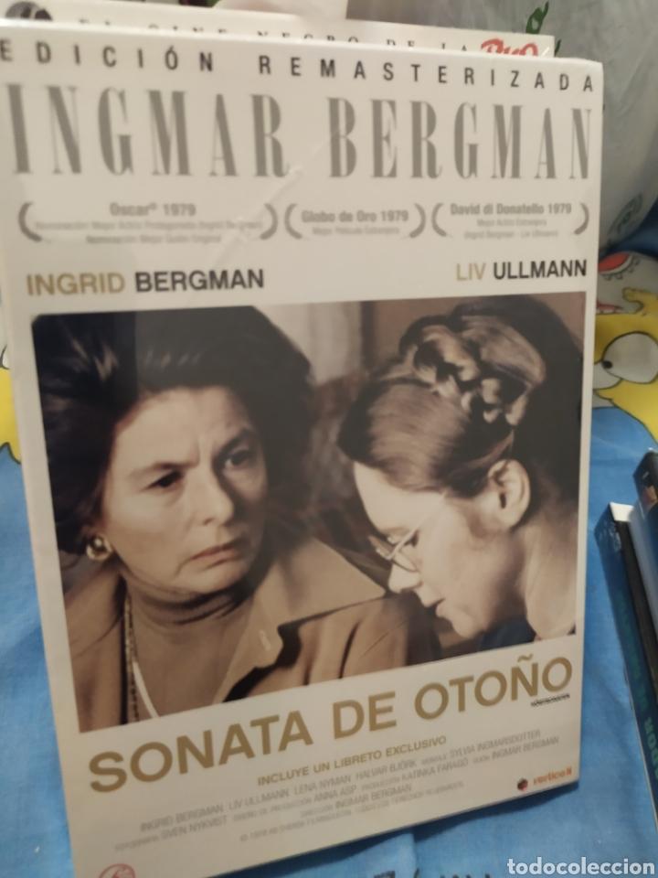 DVD SONATA DE OTOÑO (Cine - Películas - DVD)