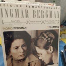 Cine: DVD SONATA DE OTOÑO. Lote 289760758