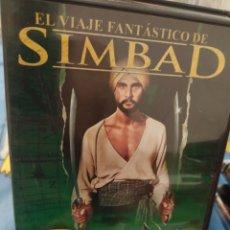 Cine: DVD EL VIAJE FANTÁSTICO DE SIMBAD. Lote 289760803