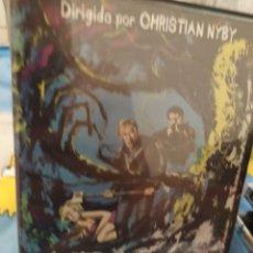 Cine: DVD EL ENIGMA DE OTRO MUNDO ....PRESINTADO. Lote 289760853