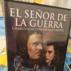 Cine: DVD EL SEÑOR DE LA GUERRA. Lote 289760908
