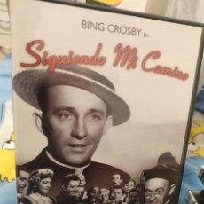 Cine: DVD SIGUIENDO MI CAMINO. Lote 289761328