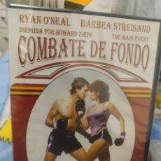 Cine: DVD COMBATE DE FONDO. Lote 289761698