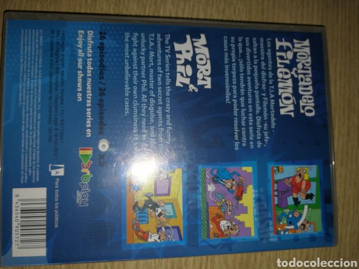 Cine: Mortadelo y filemon. 5 dvd. Serie completa - Foto 2 - 289870203