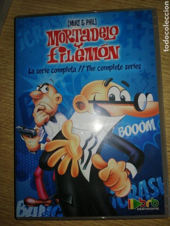 MORTADELO Y FILEMON. 5 DVD. SERIE COMPLETA (Cine - Películas - DVD)