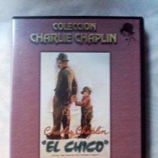 Cine: DVD -EL CHICO DE CHARLES CHAPLIN VOL. 6. Lote 289868398