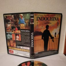 Cine: DVD ORIGINAL - INDOCHINA - VARIOS - CATHERINE DENEUVE. Lote 289936638