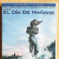 Cine: TODODVD: EL DÍA DE MAÑANA (DENNIS QUAID, JAKE GYLLENHAAL, IAN HOLM, EMMY ROSSUM, SELA WARD). Lote 289944913