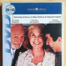 Cine: TODODVD: EL HIJO DE LA NOVIA (RICARDO DARÍN, HÉCTOR ALTERIO, NORMA ALEJANDRO). Lote 289948478