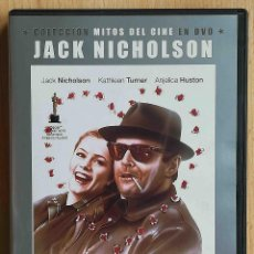 Cine: TODODVD: EL HONOR DE LOS PRIZZI. JOHN HUSTON 1985 (JACK NICHOLSON, KATHLEEN TURNER). Lote 289948958