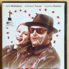 Cine: TODODVD: EL HONOR DE LOS PRIZZI. JOHN HUSTON 1985 (JACK NICHOLSON, KATHLEEN TURNER). Lote 289949123