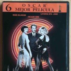 Cine: TODODVD: CHICAGO (RENÉE ZELLWEGER, RICHARD GERE, CATHERINE ZETA-JONES). Lote 289962628