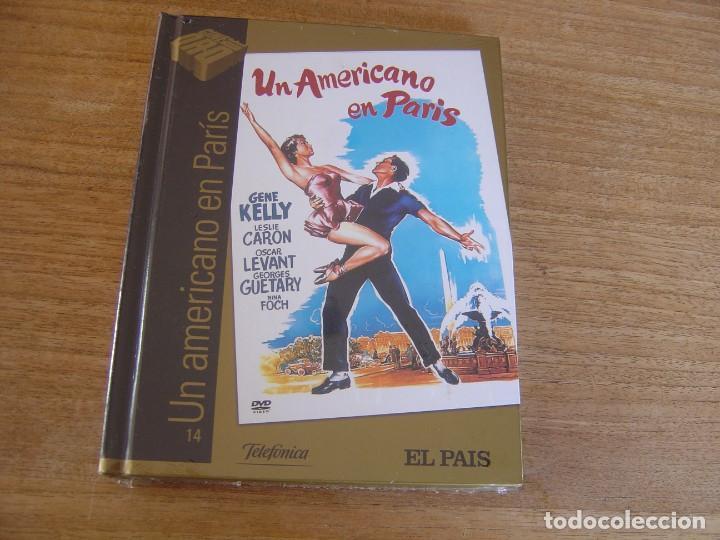 CINE DE ORO - UN AMERICANO EN PARÍS - EL PAÍS - PRECINTADA (Cine - Películas - DVD)
