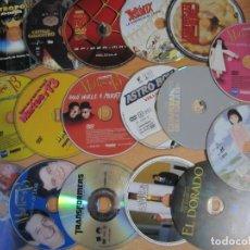 Cine: LOTE 17 DVD VARIOS ASTERIX MARTES Y 13 ASTRO BOY METROPOLIS CASTILLO DE CAGLIOSTRO SPIDERMAN. Lote 290272363