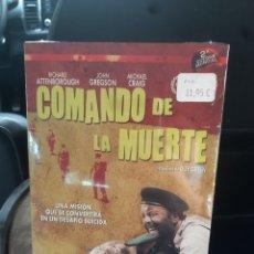 Cine: DVD COMANDO DE LA MUERTE (PRECINTADO). Lote 290374038
