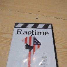 Cinema: G-95 DVD CINE RAGTIME. Lote 291038223