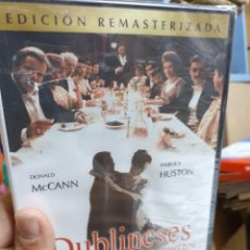 Cine: DUBLINESES. LOS MUERTOS. JHON HUSTON. Lote 291230863