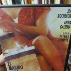 Cine: EL MARIDO DE LA PELUQUERA. Lote 291231933