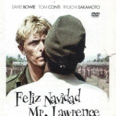 Cine: NAGISHA OSHIMA: FELIZ NAVIDAD, MR. LAWRENCE. DAVID BOWIE, RYUICHI SAKAMOTO. Lote 291331503