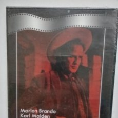 Cine: EL ROSTRO IMPENETRABLE- MARLON BRANDO - KARL MALDEN - KATY JURADO - NUEVO.PRECINTADO .. Lote 291349568