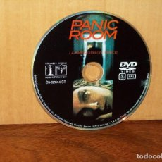 Cine: LA HABITACION DEL PANICO ( PANIC ROOM ) - SOLO DVD , SIN NADA MAS. Lote 291456363