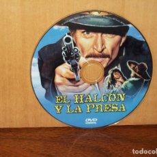 Cine: EL HALCON Y LA PRESA - LEEF VAN CLEF - SOLO DVD COMONUEVO SIN NADA MAS. Lote 291456513