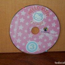 Cine: HELLO KITTY Y SUS AMIGOS Nº 3 - SOLO DVD, SIN NADA MAS. Lote 291456838