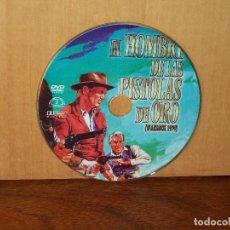 Cine: EL HOMBRE DE LAS PISTOLAS DE ORO (WARLOCK 1959) - SOLO DVD COMO NUEVO, SIN NADA MAS. Lote 291457058
