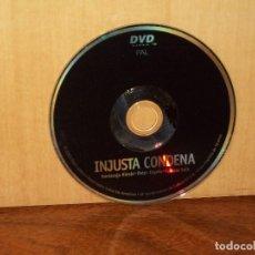 Cine: INJUSTA CONDENA - NATASSJA KINSKI - PETER COYOTE - SOLO DVD COMO NUEVO, SIN NADA MAS. Lote 291457508