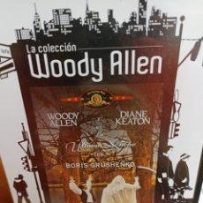 Cine: WOODY ALLEN. LA ÚLTIMA NOCHE DE BORIS GRUSHENKO. Lote 291475953