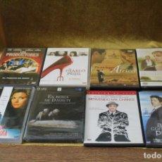 Cine: CONJUNTO DE OCHO PELICULAS EN DVD.. Lote 291499893