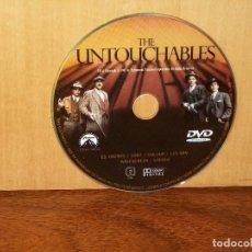 Cine: LOS INTOCABLES - SOLO DVD Y NADA MAS. Lote 291501783