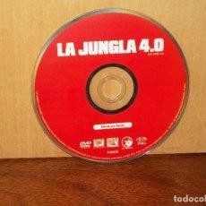 Cine: LA JUNGLA 4.0 - BRUCE WILLIS - SOLO DVD Y NADA MAS. Lote 291502883